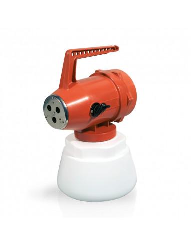 AIR FOG Termonebbiogeno compatto e leggero detto anche Electric Spray